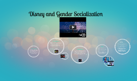 Gender Socialization Disney