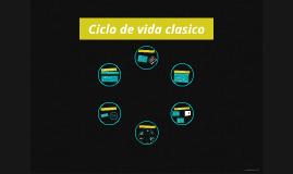 Ciclo de vida clasico del SW