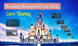 euro disney 2 essay Read macroenvironmental analysis of euro disney free essay and over 88,000 other research documents macroenvironmental analysis of euro disney euro disney' marketer's before entering a market as in this case.