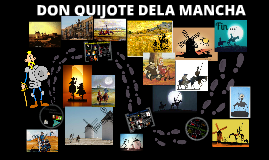 Copy of Don Quijote dela Mancha