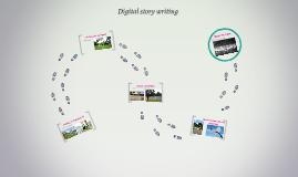 Digital story writing