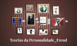 Teorias da Personalidade_Freud