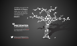 Copy of FREE Prezi Template - Icons tree