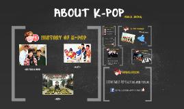 ABOUT K-POP