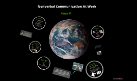 Ch. 13-Nonverbal Communication In The Workplace