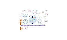 Copy of Métodos de Evaluación de la Personalidad