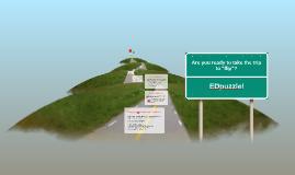 Copy of EDpuzzle!