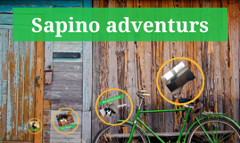 Sapino adventurs