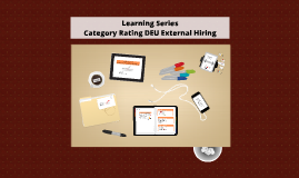 Learning Series -  Category Rating DEU External Hiring