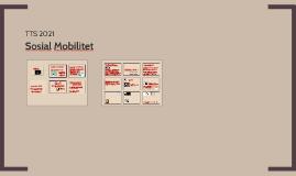Sosial Mobilitet