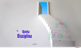 Copy of Copy of La Quinta Disciplina, Peter Senge