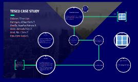 TESCO CASE STUDY