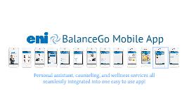 BalanceGo Mobile App