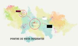 PUNTOS DE VISTA DIFERENTES