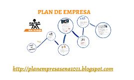 fases plan empresa