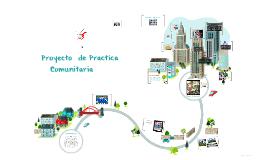 proyecto de practica comunitaria