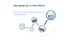 Managing Up: Your Board