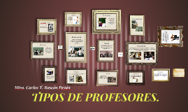 Copy of TIPOS DE PROFESORES.