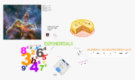Exponentials