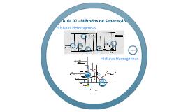 Química Inorgânica CEC - Turma II 2012- Aula 07 - Prof. Marcelo Rosa