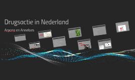 Drugsactie in Nederland