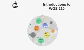 Introduction to WGS210 - In person