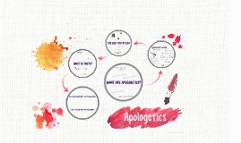 Apologetics Intro