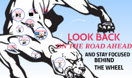 LOOK BACK ON THE ROAD AHEAD