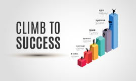 Climb to Success- Prezi Template