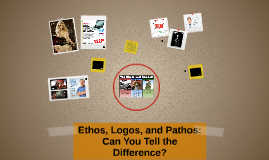 Ethos, Logos, and Pathos: Can You Tell the Difference?