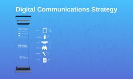 Digital Communications Strategy