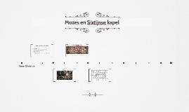 Mozes en Sixtijnse kapel