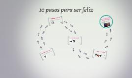 10 pasos para ser feliz