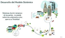 Sistemas: Acción reciproca de las partes , no puede reducirs