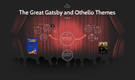 Copy of The Great Gatsby and Othello Themes