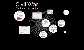 Civil War By Pablo Amador