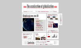 Aceleração da Globalização e as crises renovadas de 1995 a 1999