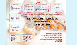 SISTEMA DE DISTRIBUIÇÃO DE MEDICAMENTOS: