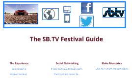SB.TV - Festival Guide