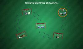TURISMO CIENTÍFICO EN PANAMÁ