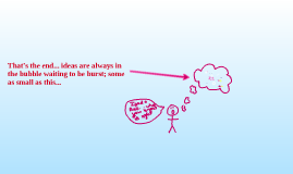 Prezi+Ipad= A wacky imagination