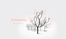 Copy of Fire From The Rock by Sharon M. Draper