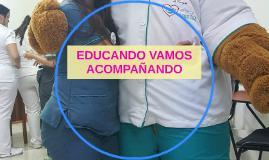 EDUCANDO VAMOS ACOMPAÑANDO