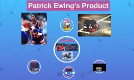 Patrick Ewing product