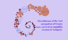 The influence of the Nazi occupation of France (1940-45) on