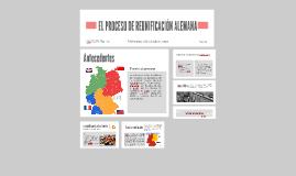 EL PROCESO DE REUNIFICACIÓN ALEMANA
