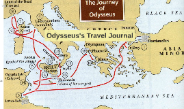 Odysseus's Travel Journal