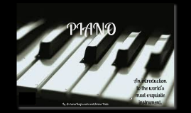 Copy of Piano