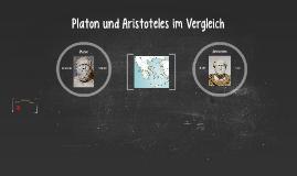Platon und Aristoteles im Vergleich