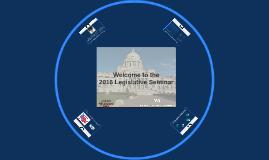 2016 Legislative Seminar